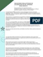 Indicaciones Celabracion Dia Del Aprendiz Sena Cimi 2014