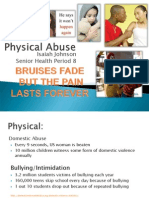 Powerpoint on Physical Abuse