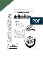Aritmética 1ero 3bim 2005