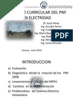 Rediseño Pnf en Electricidad