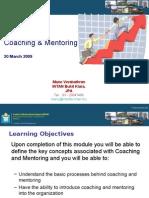 Coaching & Mentoring DSP