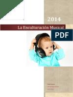La Enculturación Musical - Mabel Aranda
