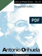 Cuaderno de Poesia Critic n 14 Antonio Orihuela