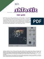 MashTactic User Guide 1 00