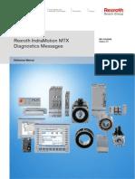 Mensajes de Diagnostico Rextoth Bosch