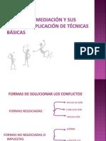 Discurso Inicial,Parafraseo, Perfil y Etica Del Mediador 2014