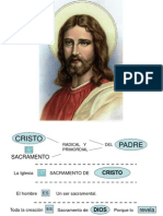 Cristo Sacramento Del Padre