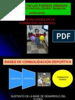 Generalidades Del Futbol Infantil Actual
