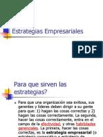 Estrategias Empresariales1