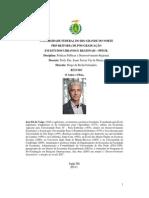 Resumo Da Obra de José Eli Da Veiga. Aluno Diego Rocha. PPEUR UFRN 2014.1