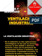 Ventilacion Industrial