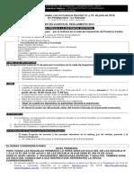 Instructivo Feria Distrital 14