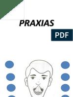 Pista de Praxias