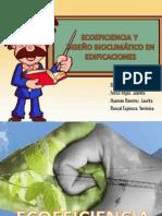 Ecoeficiencia y Diseño Bioclimatico