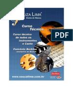 Cursos Técnicos - Souza Lima