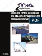 Design Guide for Asphalt Roadways