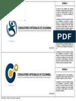 Logo Consultores