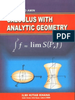 Calculus With Analytical Geometry by Sm. Yousaf