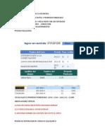 Informe de Pruebas