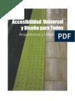 Accesibilidad Universal y Diseño Para Todos