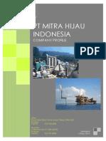 Company Profile Pt Mitra Hijau Indonesia-2014