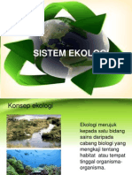 Bab 1 Sistem Ekologi