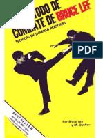 Bruce Lee - Libro de Tecnicas de Defensa Personal