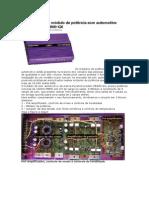 103637031 Conserto de Modulo de Potencia Som Automotivo Pyramid PB800