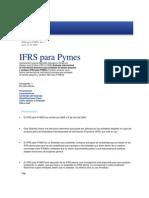 IFRS PYMES 1 Presentacion y Caracteristicas