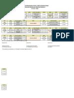 Jadual Pksr 2 2013