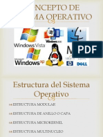 Presentacion Sistema Operativo