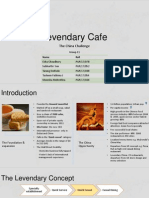 Levendary Cafe Case