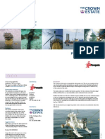 Submarine Cables and Offshore Renewable Energy Installations Proximity Study