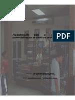 Comercializacion Cadena de Tiendas
