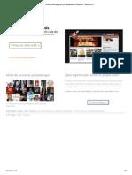 Crea Un Sitio Web Gratis...Ejorarlo - Bligoo