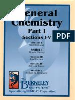 Berkley General Chemistry 1