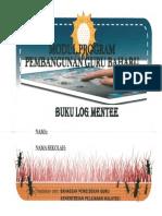 Buku Log Mentee