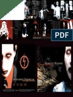Digital Booklet - Antichrist Superstar