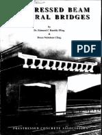 PCA - Prestressed Beam Integral Bridges