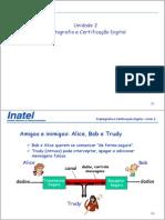 TP316 - P2 - Criptografia e Certificação Digital