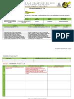 Actividades Conjuntas III Unidad 2014 Tutores