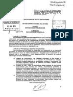 Texto Sustitutorio Proyecto de Ley 3626 2013 LCE
