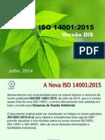Apresentamos a nova ISO/DIS 14001:2015 de Gestão Ambiental