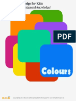 Colour Facts Sheets – Mocomi.com