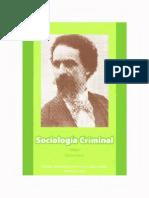 14 - Sociología Criminal - Tomo i - Ferri, Enrico