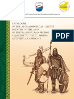 Archaeological Catalogue Eng