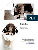 Pattern Claudia the Vamp by Periwinkleimp-d3b591y