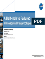 A Half-Inch to Failure (Sept 2009 ViTs)
