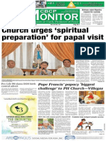 CBCP Monitor Vol. 18 No. 14