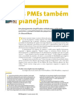 As Pmes Tambem Planejam Por Howard m
